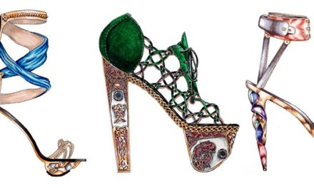 High Heels Images That Reflect A Historical Journey