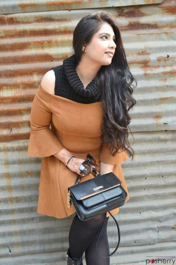 Winter Outfit Ideas For A Chic Look In Shades Of Brown