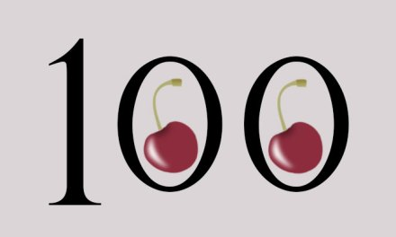 Posherry Has Gone From 1 To 100 Blog Posts Today: Top 10