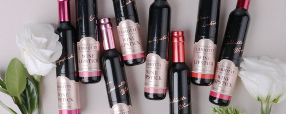 Wine Lipsticks Are Now A Thing – Boozing Beauty Science