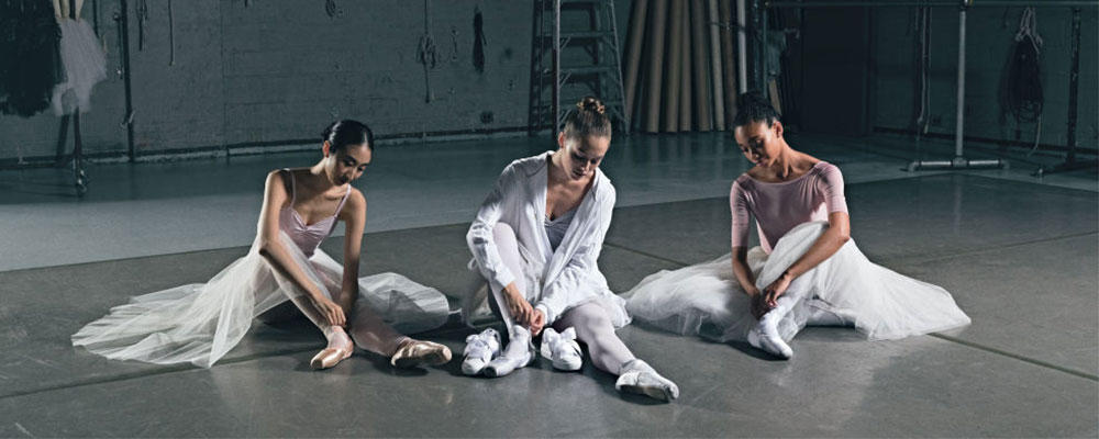 Sneaker News: Puma Live With The Coolest Ballet-Inspired Sneakers