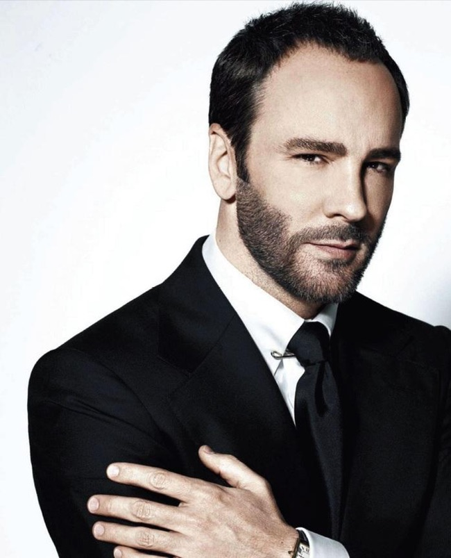 Gay celebrities in fashion- Tom Ford