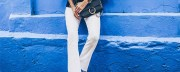 White Jeans Outfit Ideas For The Perfect Summer Denim Look