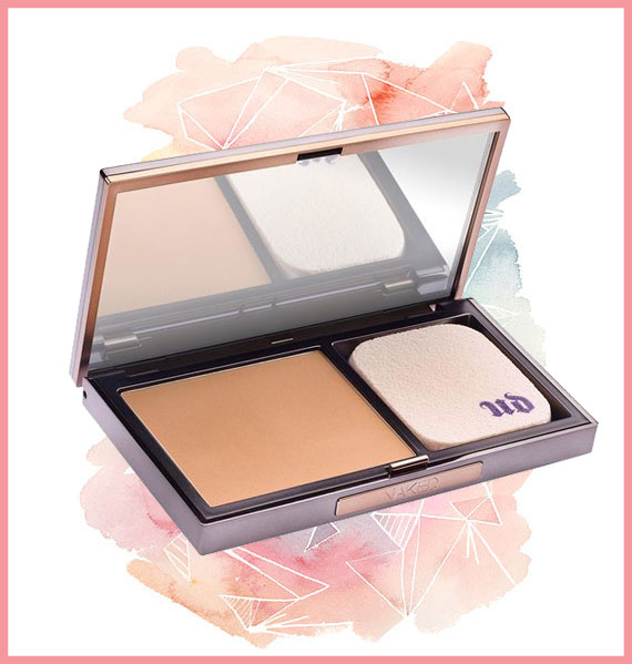 Best foundation for oily skin -Urban Decay