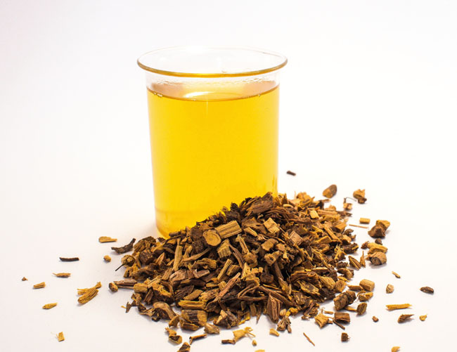 Hair tips - Licorice Root