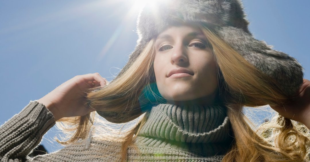 How to remove tan- Protecting the Skin During Cold Weather Activities