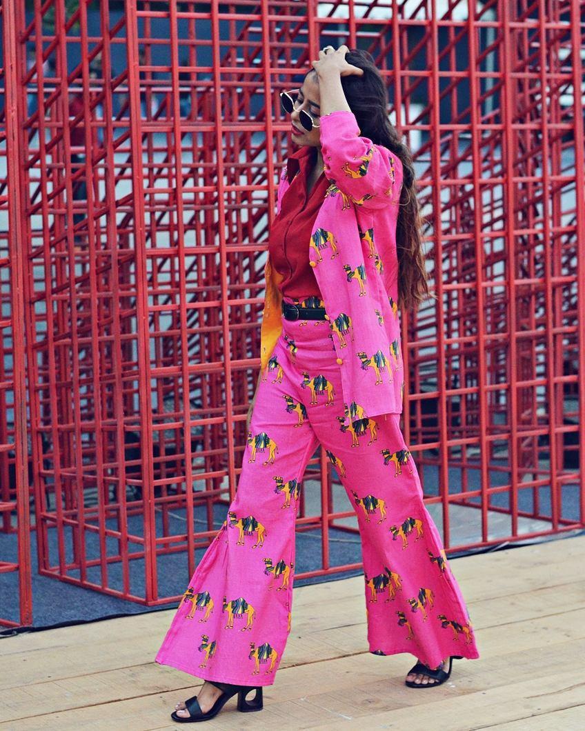 Street Fashion AIFWSS18 - Charuta Arvind Yadav