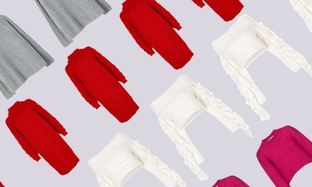 Fashion Trends 2017: 6 Ways To Wear A Sweater This Winter