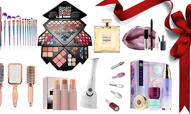 Glitz & Glam! The Best Beauty Gifts Of 2017