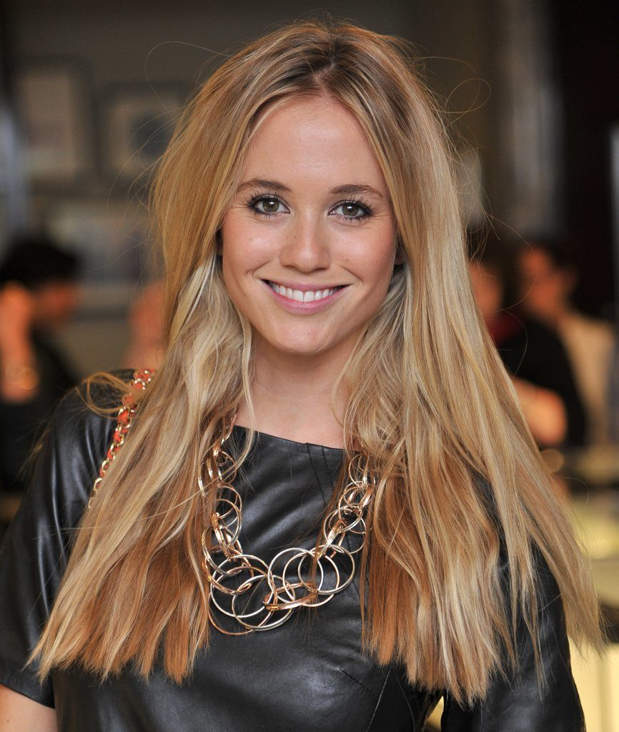 Prince Harry's girlfriend : Florence Brudenell
