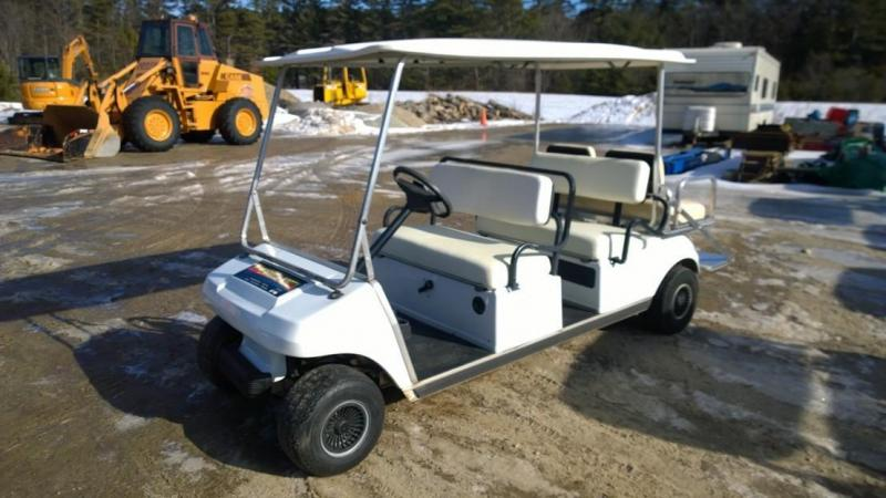 The Golf Cart Club Car Enhances What Matters to You Villager Club Car Wiring Diagram on