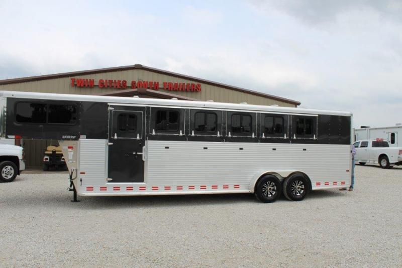 Horse Trailers Utility Flatbed Stock And Horse Trailers For Sale In Tx