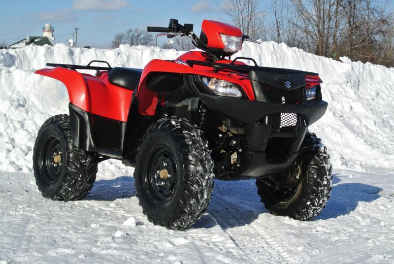 Polaris 750 Snowmobile 2014