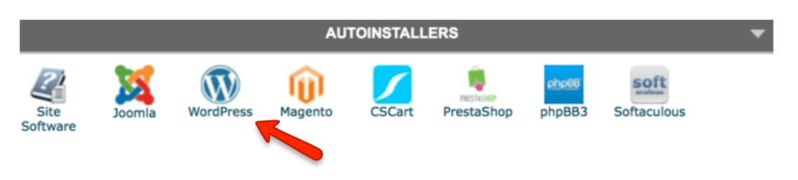 Siteground Autoinstall WordPress