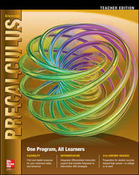 Glencoe Precalculus Common Core Teacher Edition By Carter