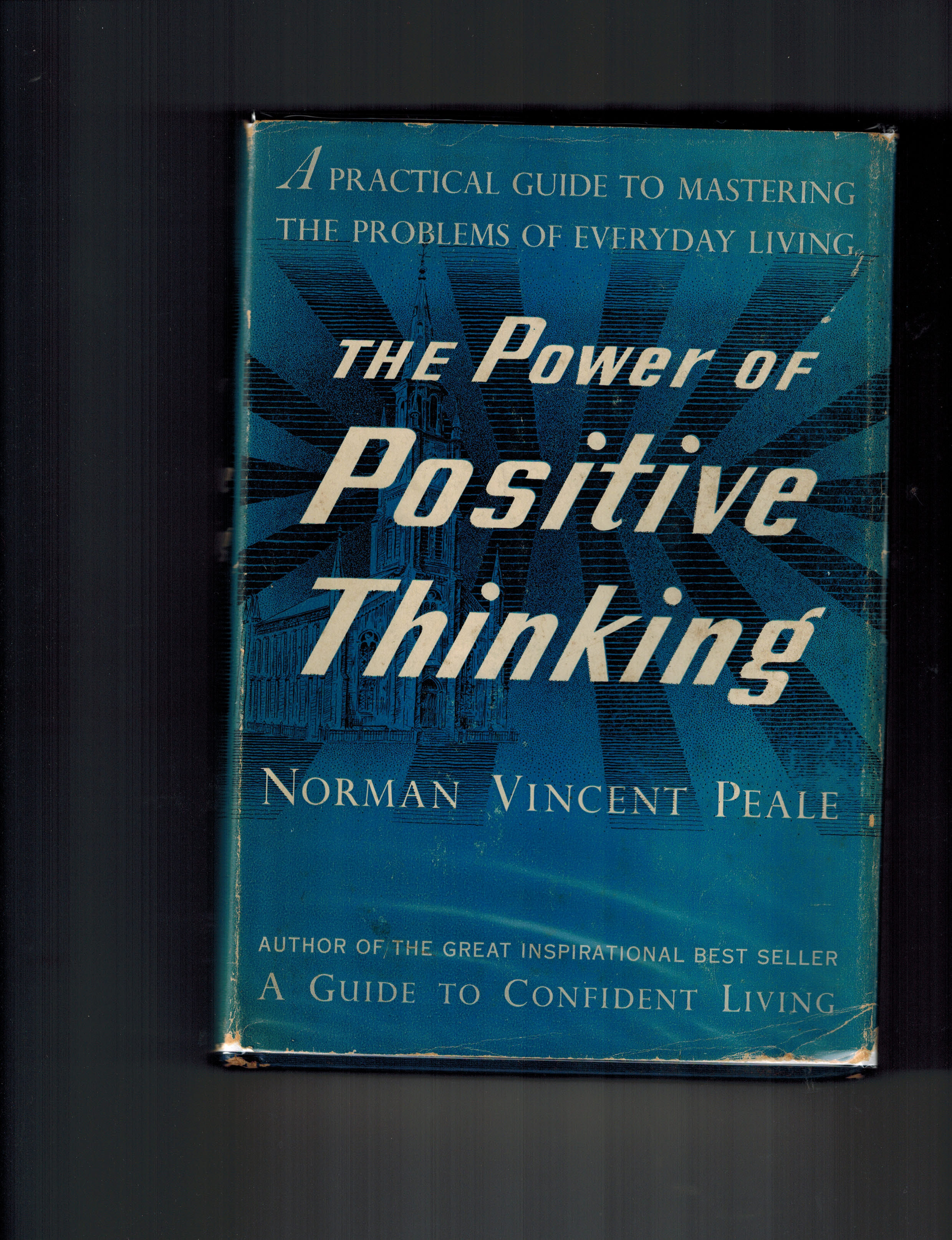 The Power Of Positive Thinking By Peale Norman Vincent