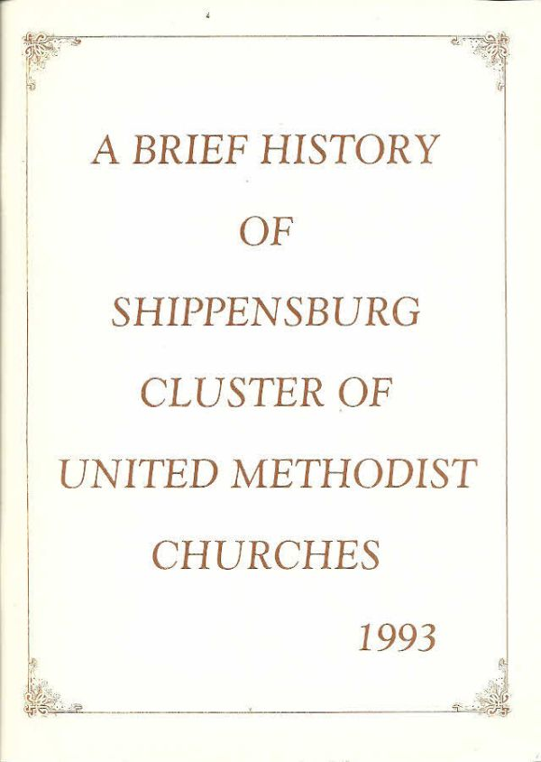 A Brief History of Shippensburg Cluster of United ...
