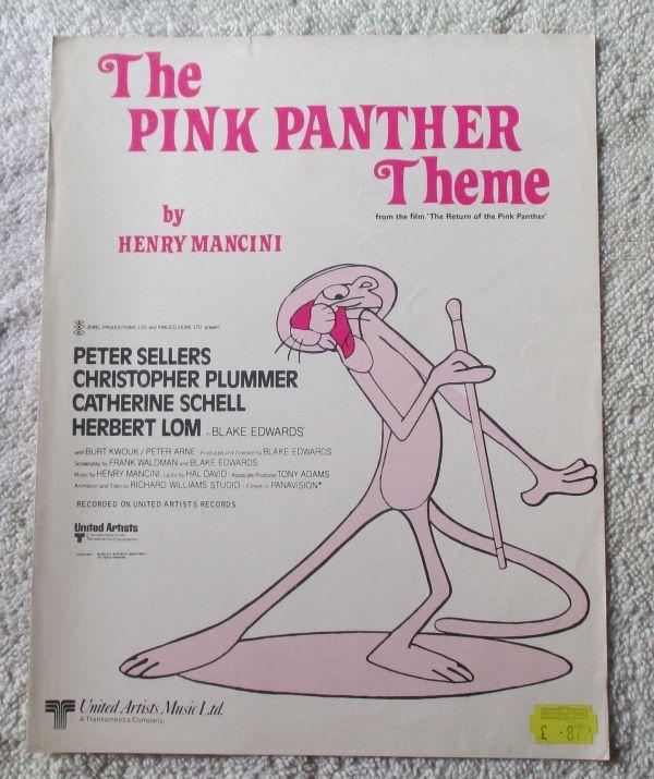 pink panther theme # 28
