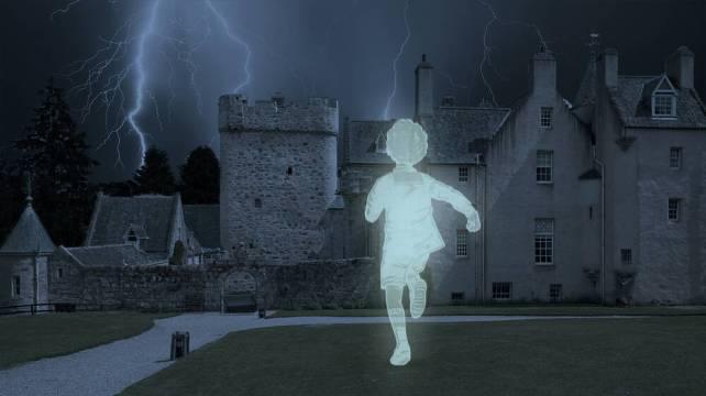 Little Alexander of Drum Castle