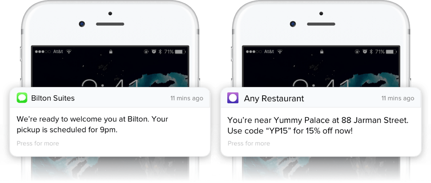 Push Notification Campaigns