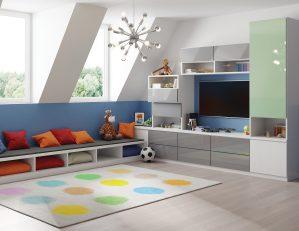 Playroom Storage Systems Toy Storage Ideas California