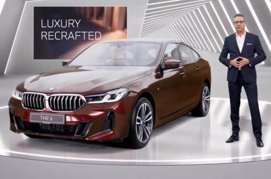 BMW 6 Series GT फेसलिफ्ट भारत में लॉन्च, जानें कीमत और खूबियां