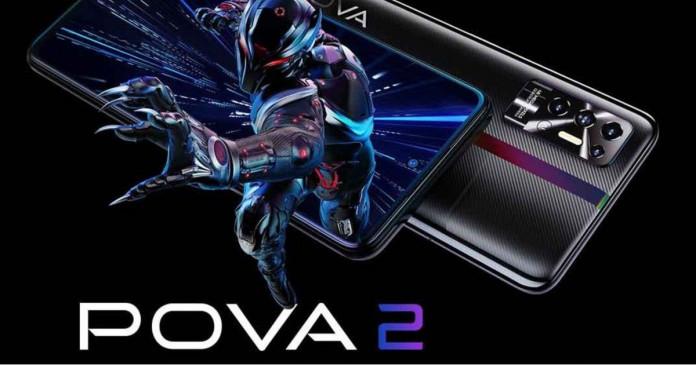 Tecno Pova 2 Smartphone Launched, It Has Helio G85 Processor and Jumbo Battery