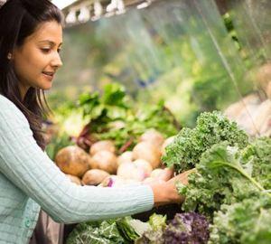 tips memilih sayuran