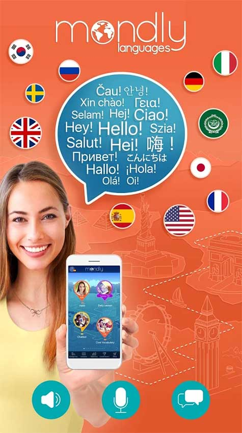 learn 33 languages