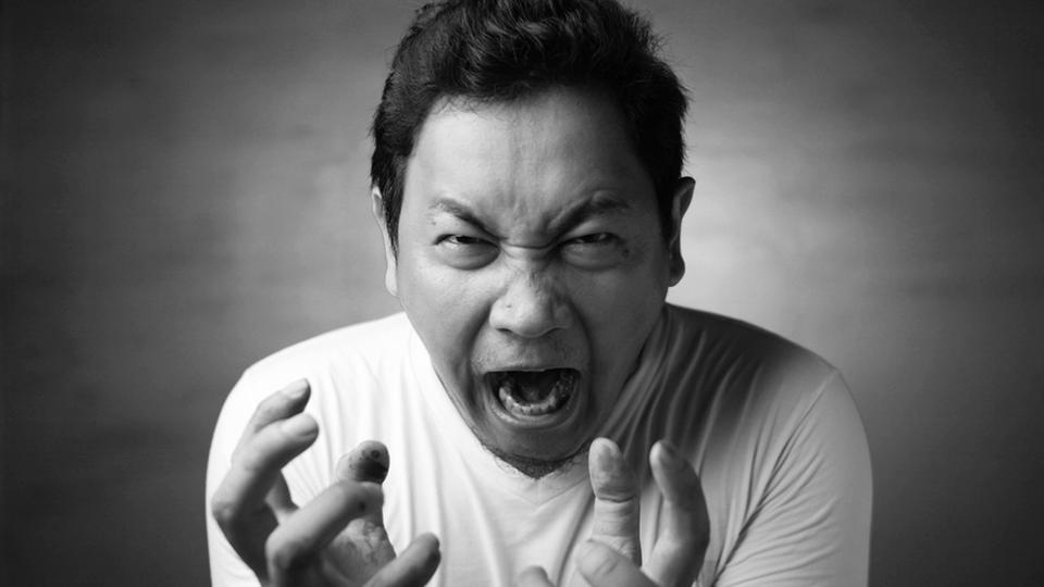 jenis jenis marah