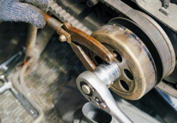 Komponen Motor Matik yang Rawan Rusak