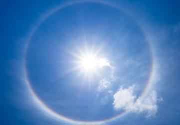 halo fenomena unik matahari