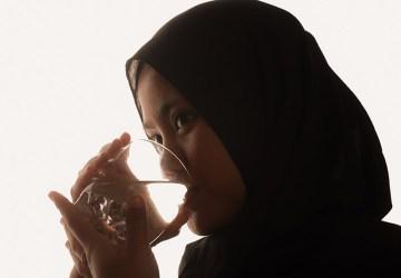 Foto Tetap Bugar Ketika Berpuasa Selama Ramadhan