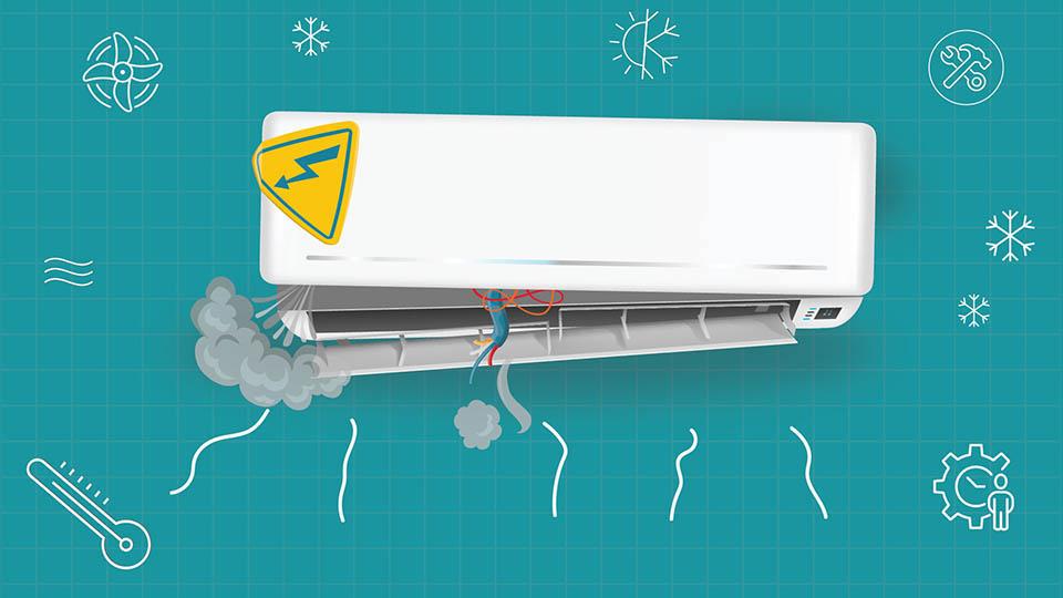 Cara Menggunakan dan Merawat AC agar Tetap Awet