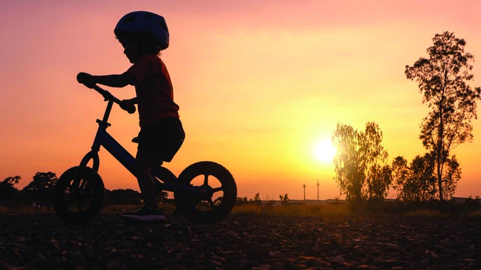manfaat balance bike