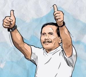 Djajang Nurjaman atau akrab disapa Djanur, pelatih Barito Putera yang pernah sukses bersama Persib Bandung.