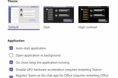 Teams request Control