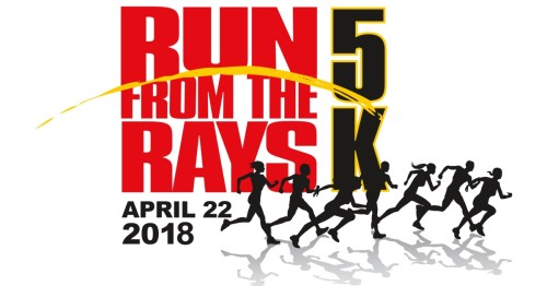 Earth Day Weekend Events with Island Water Sports South Florida - Run from the Rays