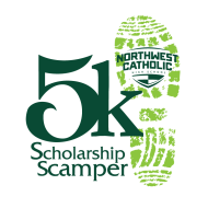 Northwest Catholic High School Annual Scholarship Scamper 5K Road Race