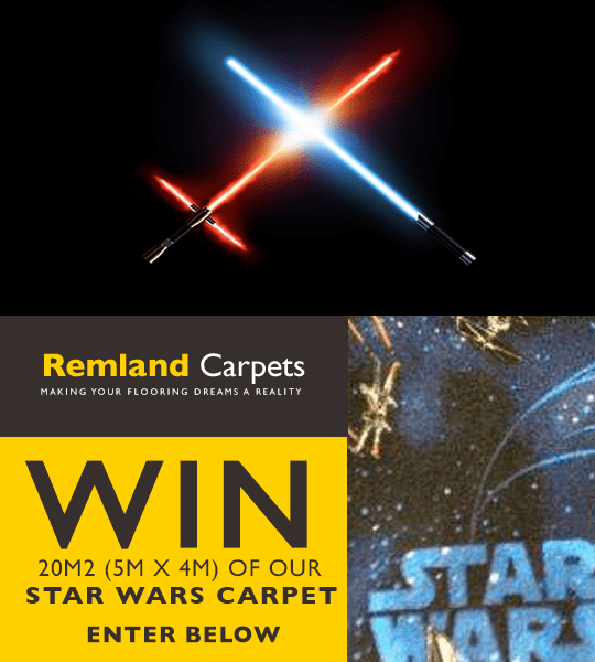 WIN! A Star Wars Carpet!
