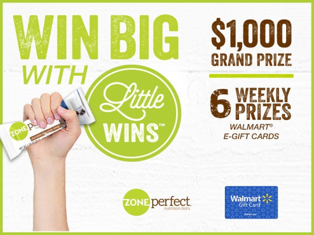 Enter for a chance to WIN a $1,000 grand prize or $300 weekly e-gift cards in the #MyLittleWinsSweepstakes!