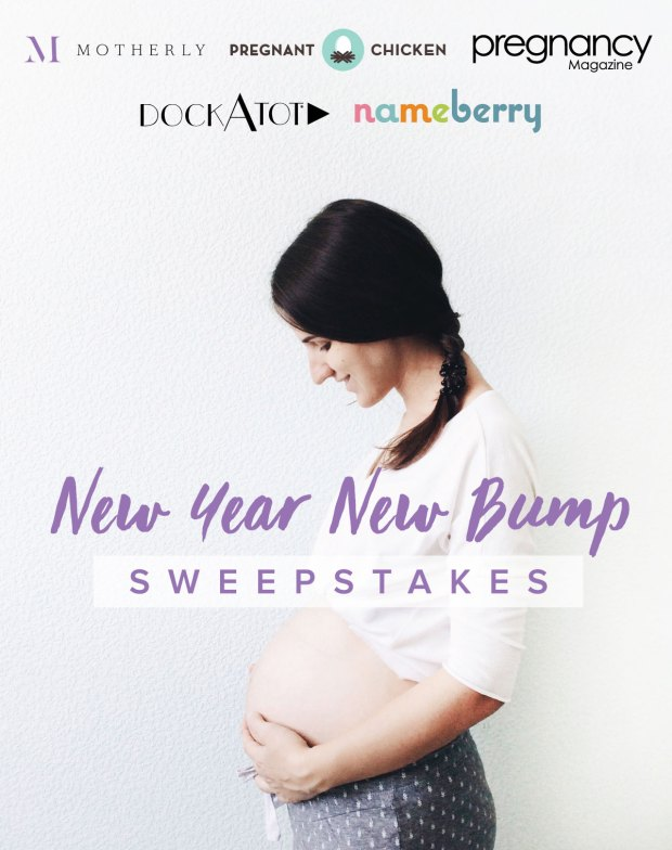Get ready to have the best year ever—here's $4k in prizes for your 2017 bundle of joy