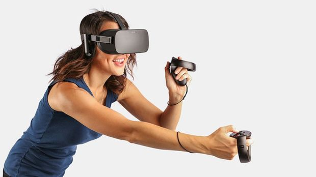 Oculus Rift and Oculus Touch Giveaway!