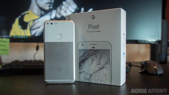 Google Pixel XL International Giveaway!
