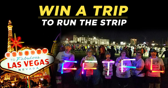 Win your way to Revel, Run and Rock Vegas with the Film Cast and Tribe of From Fat to Finish Line!