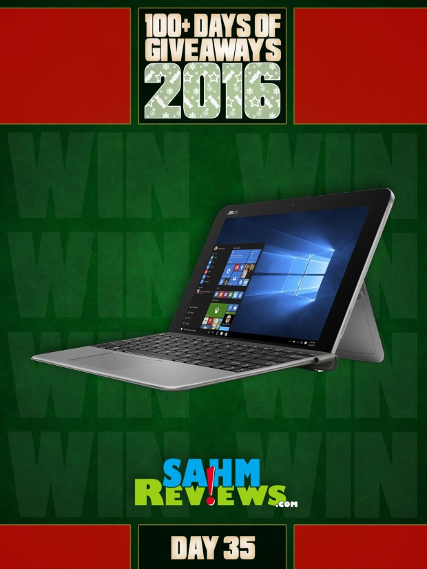 100+ Days of Giveaways - Day 35 - ASUS Transformer Mini T102