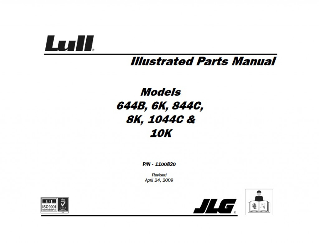 Lull 644b 42 Wiring Diagram