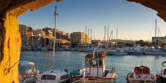 visit in Crete