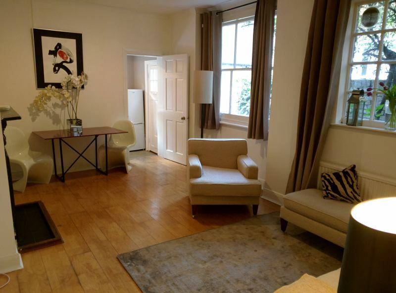 London Room In A Shared Flat Fulham Sw6 To Rent Now
