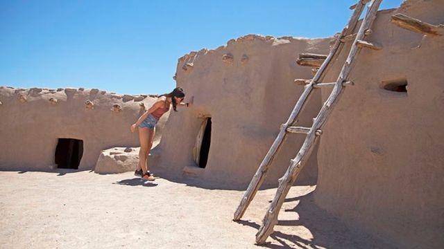 Lost City Museum Nevada